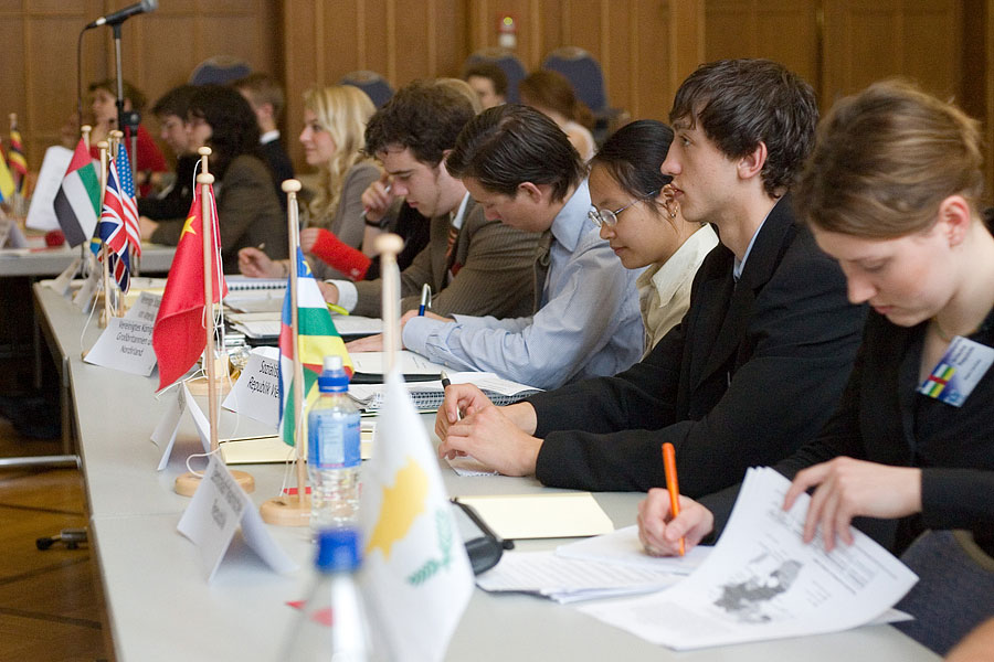Model United Nations Konferenz