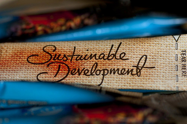 Sustainable Development Etikett